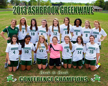 2013 Ashbrook Team Pictures