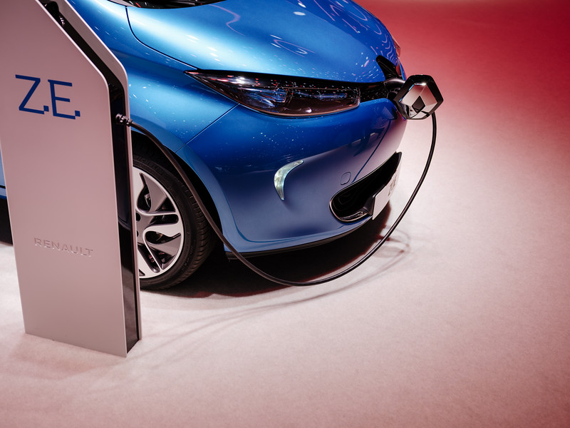 The Renault Zoe - Samuel Zeller for the New York Times