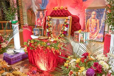 HH. Radha Govinda Swami -Vyasa Puja 2021