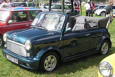 """A very nice classic convertible """"Cabster"""""""