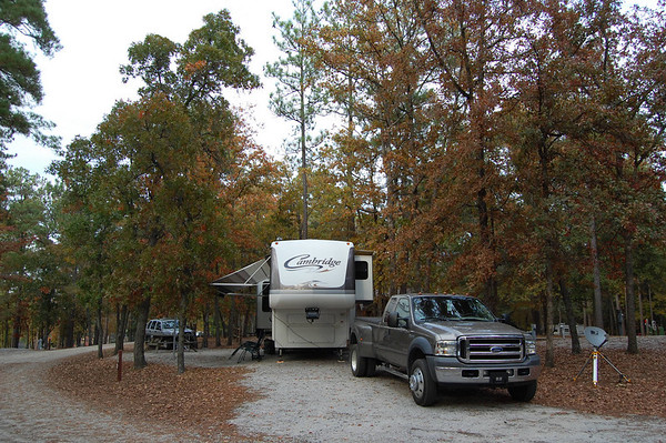 Journal Site 167: Cheraw State Park, Cheraw, SC - Nov. 15, 2010