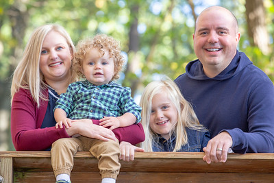 Conley Family Portraits