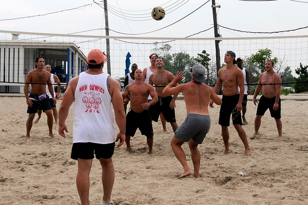 Breezy Volleyball