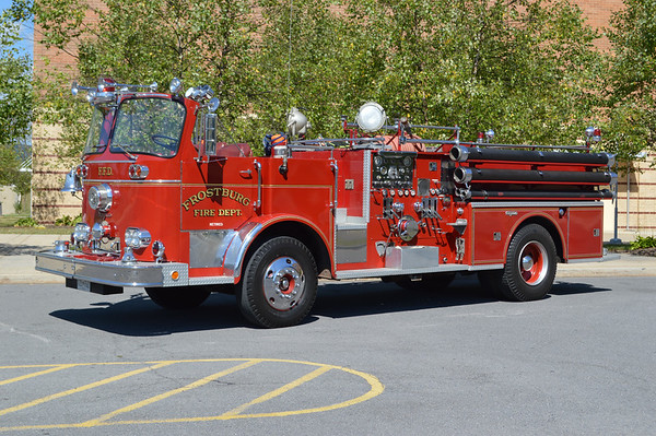 Company 16 - Frostburg Fire Department
