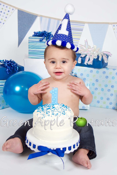 1st Birthday Cake Smash Sessions