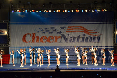 2012 World Cheerleading & Dance Championship