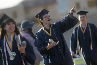 2021 Coronado High School Graduation