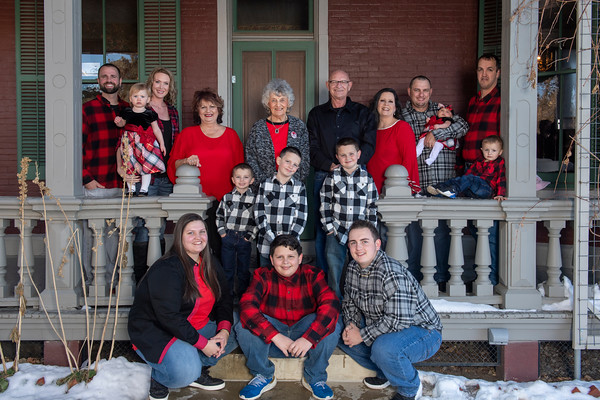 Topping Family Portrait Dec 2019