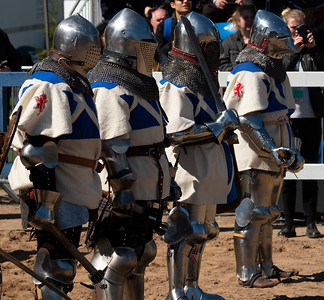 Scone Palace - International Medieval Combat Federation 2018