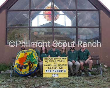 Philmont Staff