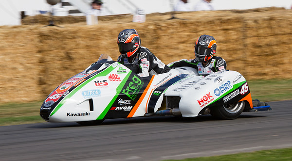 Motorbikes and Sidecars