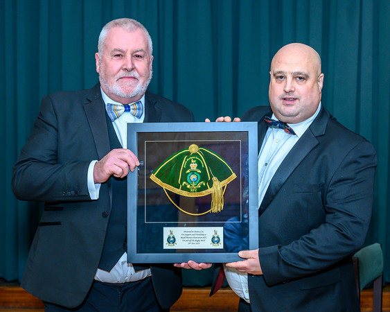 Royal Marines Rugby Awards 2019