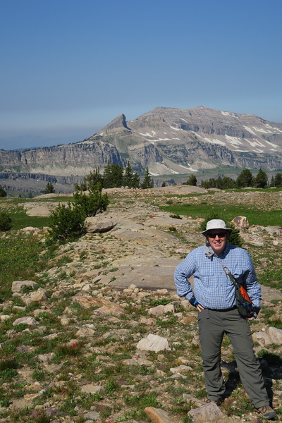 Me and The Wedge - Upper Alaska Basin