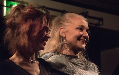 Cecilie Norby og Katrine Gislinge