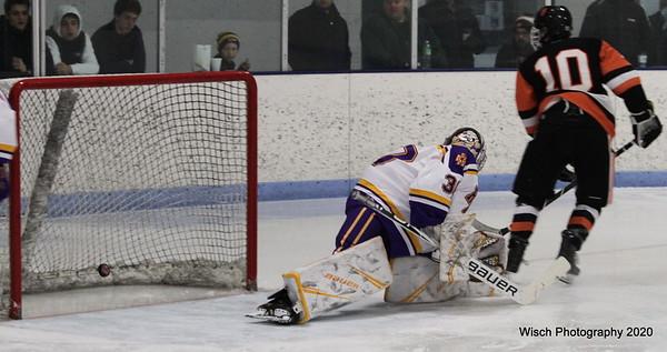 White Bear Lake v Cretin HS Hockey 2020