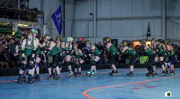 2019-01-27 High Rollers v Heartless Heathers
