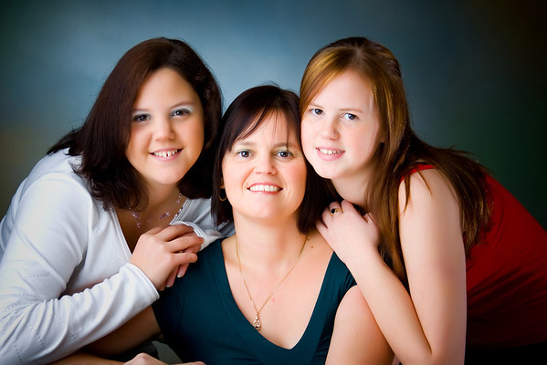 Carol Mother & Daughters