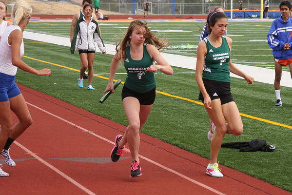 Clairemont Dual Track 2013