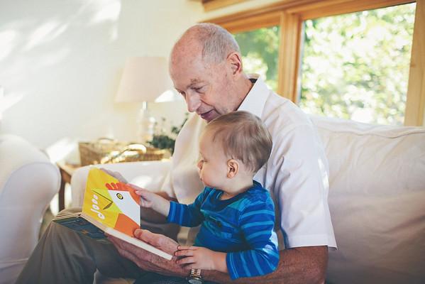 Collins 3 - Milo & Grandpa AE