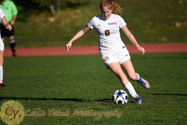 Girls Varsity Soccer Vs Carpinteria