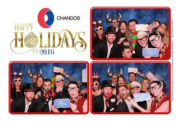 Chandos Holiday Party 2016