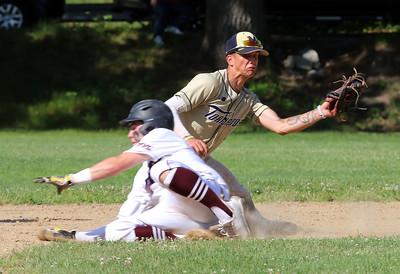 Chelmsford vs Malden baseball 061821