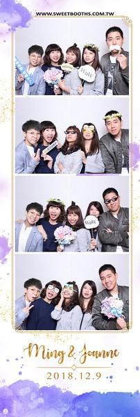 Ming & Joanne's Wedding