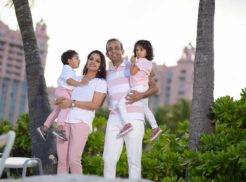 Kriti Family Photoshoot
