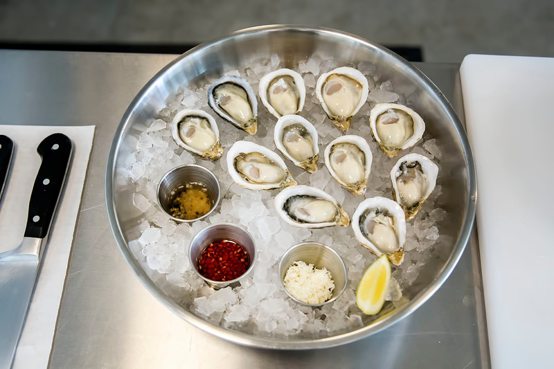 East Anchor Seafood in Madrona, Seattle