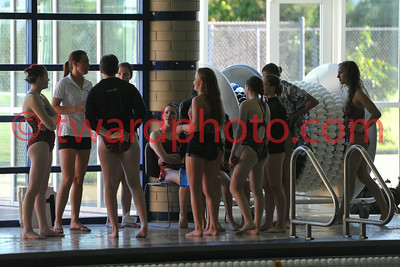 2014 CHS Girls Swimming - CR Kennedy