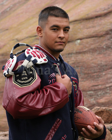 Steve Martinez Senior Pictures