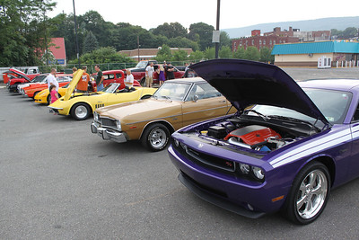 Advanced Auto Car Show, Tamaqua (7-29-2011)