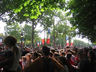 Paris France - July 2007