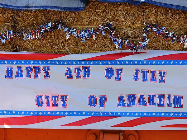 Anaheim Hills Parade