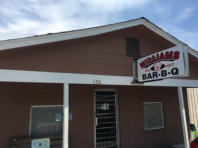 2018-05-30 Williams' Bar-B-Que West Memphis AR