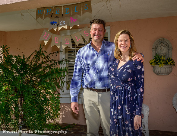 2019-02-09 Lauren and Richie Reveal Party