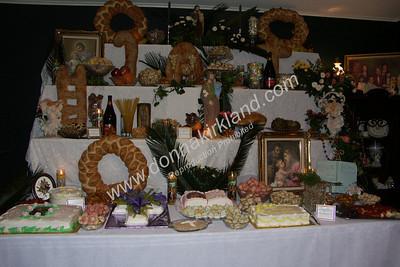 Saint Joseph's Altar