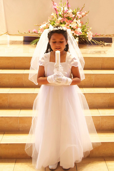 Maria's 1st Communion