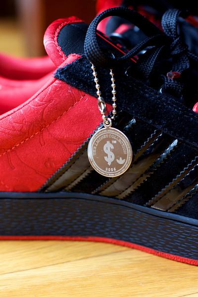 Adidas Consortium x DQM / J-Money