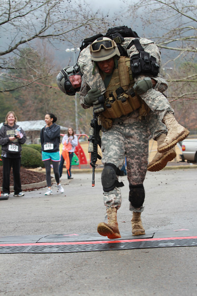 2013 Wounded Warrior 5k