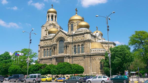 May 25 Rousse / Varna, Bulgaria