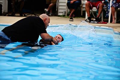 2012 Hope Church Baptism