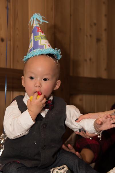 Travon's 1st birthday
