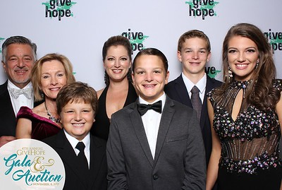 Give Hope Global 4th Annual Gala @ The Ritz-Carlton, Charlotte 11.04.2017