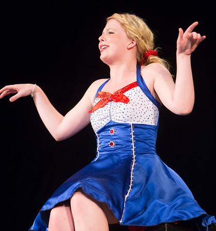 2014 Miss Gering -Western teen talent