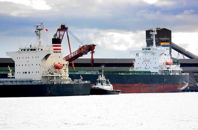 Newcastle Port 2010