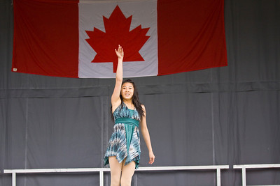 Canada Day 2012 Castle Park