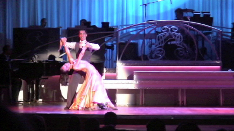Ballroom Dancers from Ohio,Kristin & Travis  http://ray-penny.smugmug.com/World-Cruise-2008/10-Minute-Videos/12990105_CTzN8D#!i=930937174&k=zm3qwPP&lb=1&s=A