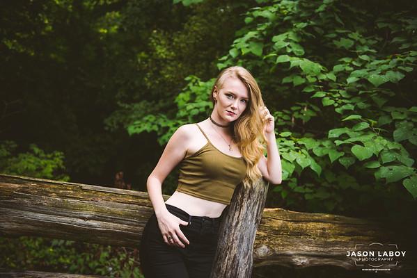 Kelsea Beck Autumn Portrait
