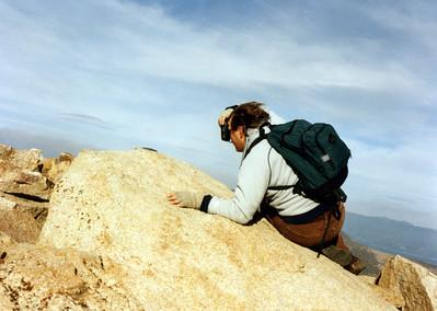Pyramid Peak Daylight 1996